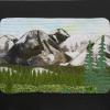 "View of the Rockies cattim_228_13 16 1/4"" x 11 1/2"" (41cm x 29cm $100.00"