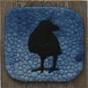 "Raven Said Whattt? cattim_640_20 5"" x 5""  (12.5cm x 12.5cm) $50.00"