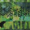 "Ravens in the Woods cattim_652_20 15 1/4"" x 36 1/4""  (38.5cm x 92cm) $350.00"
