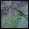 "A Raven's Birds Eye View cattim_463_16 25 1/4"" x 25 1/4"" (64cm x 64cm)"